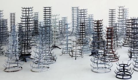 Forest Bethan Huws©Galerie Tschudi,  Vistamare/Vistamarestudio